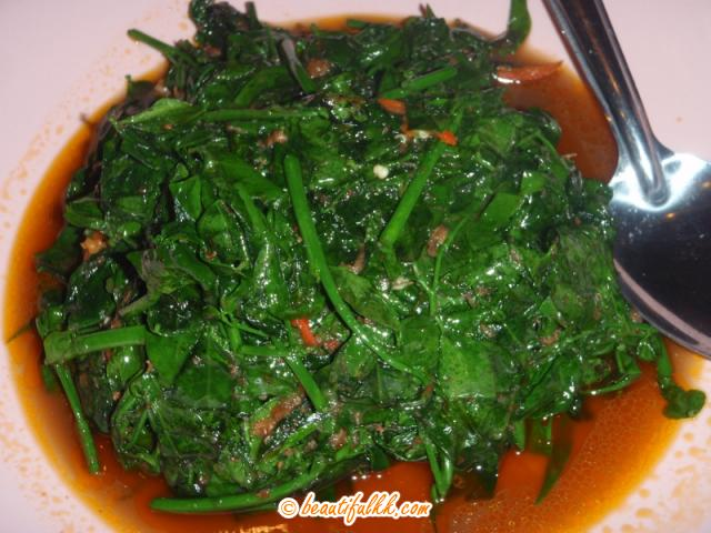 Lahad Datu Sweet Vegetable