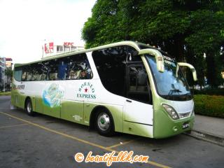 Borneo Express Bus