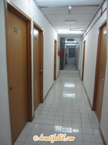 The Hall Way (Hotel Suang Hee)