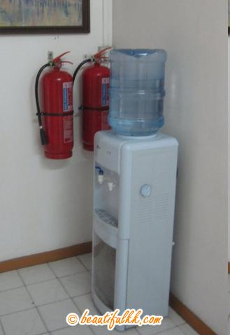 Water Dispenser (Hotel Suang Hee)