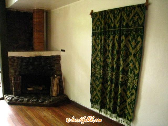 The Fire Place (Nepenthes Lodge)
