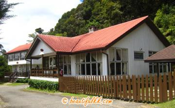 Kinabalu Park Accommodation