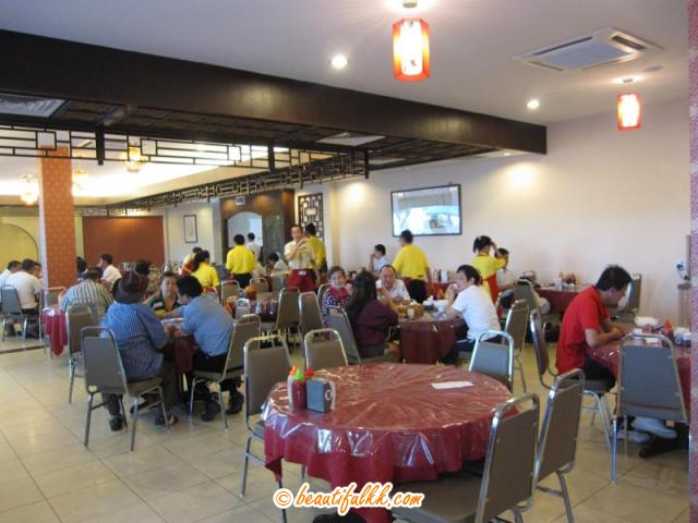 New WK Restaurant (Luyang) Interior