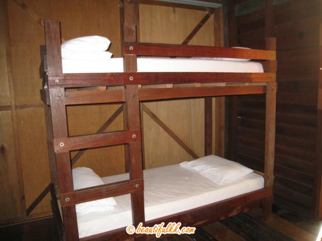 Bunk Bed at the Duplex