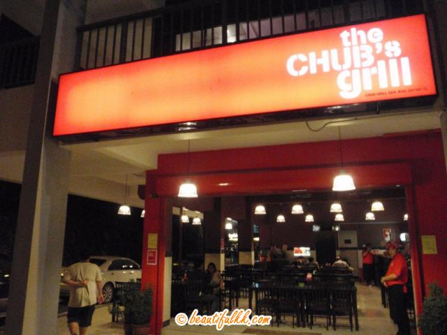 The Chub's Grill at the Corner of Block B, Capitol Karamunsing