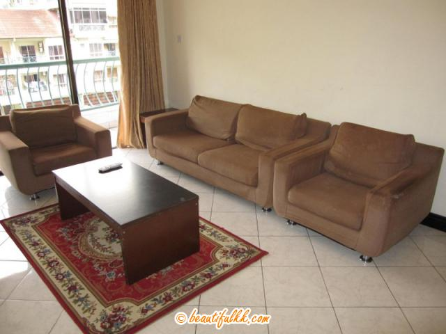 Sofa Set at the Living Room (rbcs services)