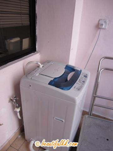 The Washing Machine (rbcs services)