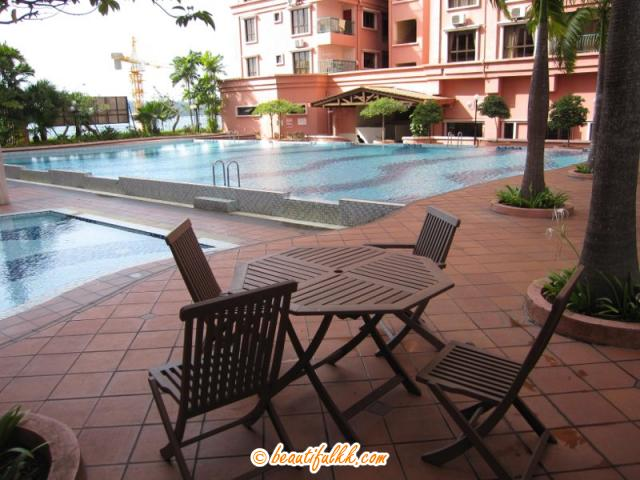 Relax Around The Pool (Marina Court Condominium)