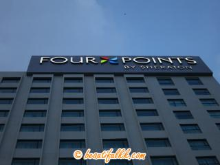 Four Points By Sheraton Sandakan (Donald Monjohi)